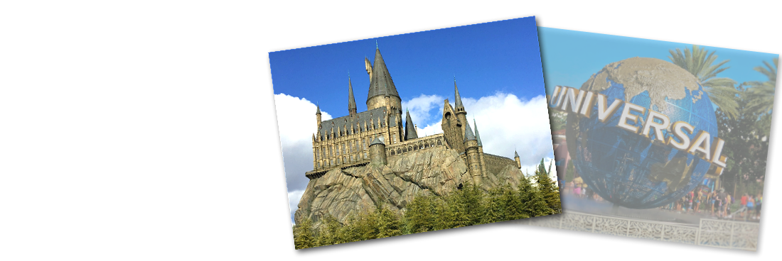From the Movies to the Wizarding World of Harry Potter
